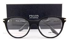 Brand New Prada Eyeglass Frames 07TV  1AB 1O1 Black for Men Size 52