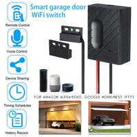 Smart Phone APP Wireless Garage Gate Door Switch Remote Opener Voice Controllers