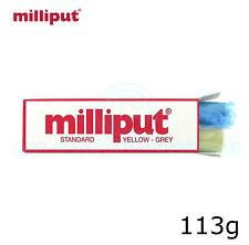 Milliput Epoxy Putty - Standard (Yellow/Grey) - 113G - MP801