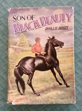 SON OF BLACK BEAUTY. PHYLLIS BRIGGS.DEAN AND SON HB/DJ.
