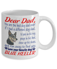 Blue Heeler ,Australian Cattle Dog,Acd,Cattle Dog,Queensland Dog,Gift,Cup, Mug