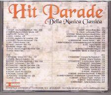 HIT PARADE DELLA MUSICA CLASSICA 4CD NUOVO SIGILLATO
