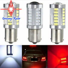 Red P21W 1156 BA15S Cree 33 LED Bulb 5730 SMD Super Bright Car Light Auto New