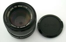 CANON FD 1,2/50 50 50mm F1,2 1,2 superfast adapt. A7 NEX MFT nearmint fast neu