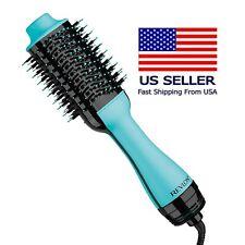 Revlon One-Step Hair Dryer And Volumizer Styler Air Brush Mint NEW