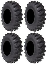 Full set of Interco Interforce R1 27x7.5-12 (6ply) ATV Mud Tires (4)