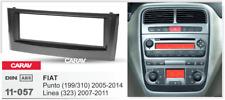CARAV 11-057 Car Radio Stereo Face Facia Surround Trim Kit for FIAT Linea,Punt