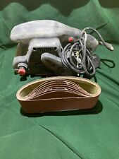 Belt Sander 850W 8 Belts Included