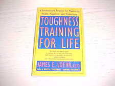 SIGNED Toughness Training For Life PB Book James E Loehr EdD Health Happiness