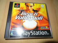 Beach Volleyball - PS1 SONY PLAYSTATION 1 PAL MINT COLLECTORS