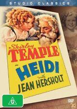 Heidi  - DVD LIKE NEW REGION 4 FREE POST AUS SHIRLEY TEMPLE