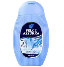 Felce Azzurra Classic Shower Cream 2 in 1 250ml 8.45oz