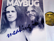 """+TOP PRIVATE FUZZ PSYCH KRAUT/FOLK/PROG MAYBUG: """"Sneaking In"""" IVY 1983 NM/MINT!"""
