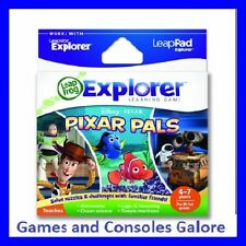 NEW! Disney PIXAR PALS Game LeapPad, incl Ultimate - Leap Pad incl Nemo Leapfrog