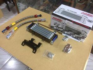 MORIN OIL HEAT COOLER ENGINE ALUMINIUM FOR HONDA MSX GROM SF 125 125CC 2013-2020