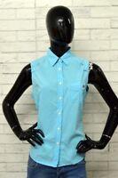 Camicia MURPHY & NYE Donna Taglia L Shirt Woman Chemise Maglia PARI AL NUOVO