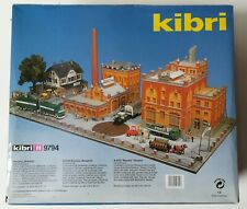 Kibri H0 9794 Brauerei Diorama Brewery Complete and New in Box!