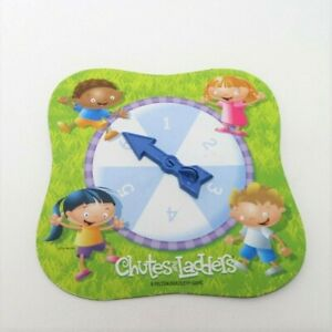 2004 Chutes and Ladders Game Replacement Parts Pieces- Spinner