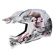 Marushin RS-MX ET Carbon Monstra white XXL Helmets cross/super enduro light