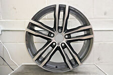 1 Original BMW 3/4 Serie F30 F32 19 704m Leichtmetallfelge Grau Diamantschliff