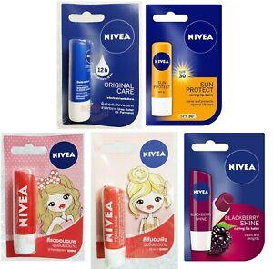 Nivea Lip Balm Care - ESSENTIAL protect 8 hr.