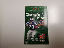 Rs20 Montreal Alouettes 1997 Cfl Football Pocket Schedule - Labatt 50