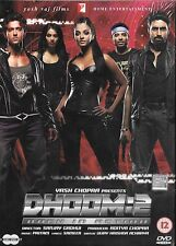 DHOOM 2 - HIRITICK ROSHAN - ASHWIRYA RAI - NEW BOLLYWOOD DVD