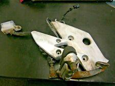 HONDA CBR500 RA-D 2013 front foot peg & rear brake pedal master cylinder