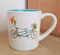 NEW MAGENTA SPRING CELEBRATE LIFE COFFEE TEA MUG Home Decor - Makers of RAE DUNN