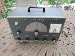 Vintage Heathkit IG-42 Laboratory RF Signal Generator