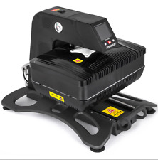 Intbuying 110v 3d Pneumatic Vacuum Sublimation Heat Press Machine 15 X 98 In