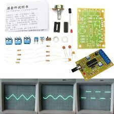 DIY ICL8038 Function Signal Generator Module Sine Square Triangle Wave Output KI