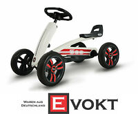 Berg Toys Buzzy FIAT 500 Go Kart 24.30.10 2-5 Years Adjustable Seat Genuine NEW