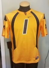West Virginia Mountaineers Jersey #1 Nike Youth Large NCAA