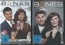 Bones - Staffel - Season 7 & 8 - Neu & OVP