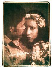 Last1 70s R&B Soul Jazz Funk Blaxploitation Gladys Knight Vtg T-Shirt Iron On