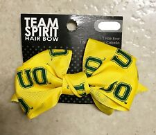 University of Oregon Ducks Officially Licensed Team Spirit UO Hair Bow