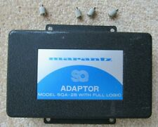 Marantz SQA-2B Adaptor Full Logic With Thumb Screws Quad Working Vintage Stereo