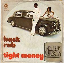 disco 45 GIRI Reuben WILSON BACK RUB - TIGHT MONEY