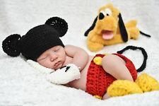 Mickey Mouse Newborn Photo Set