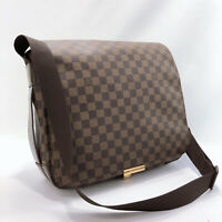 LOUIS VUITTON Shoulder Bag N45258 Bastille Messenger bag Damier canvas mens