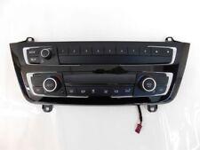 BMW 3 (F30 LCI)  318D Klimabedienteil + Radiobedienteil 9363545+6832884