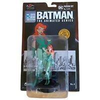 Eaglemoss DC Comics Batman The Animated Series POISON IVY Figure 12cm - Cult TV