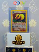 Flareon 3/64 LP Played Jungle Set 1999 Holofoil Rare Holo Pokemon Card