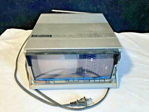 Emerson Portable TV/Radio TV/FM/AM/PSB Model VR35