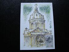 FRANCE - carte 1er jour 14/10/1995 (institut de france) (cy42) french