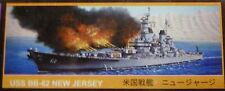 Nichimo 12 Inch 30cm Scale USS New Jersey BB-62 Missile Cruiser Destroyer 325