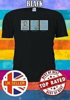 Van Gogh Van Goghing Van Gone Funny Men Women Unisex T-shirt Vest Top 3736