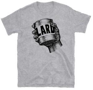 LARD T-shirt, Ministry, Jello Biafra, Dead Kennedys, KMFDM, Young Gods, Pigface