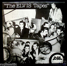 ELVIS PRESLEY-The Elvis Tapes-Fully Sealed Album From 1977-GNW 4005-Interview LP
